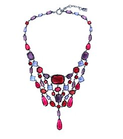 Lauren Ralph Lauren® Mad About Hue Berry Statement Bib 16