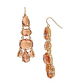Lauren Ralph Lauren® Mad About Hue Topaz Chandelier Pierced Earrings