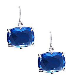 Lauren Ralph Lauren® Mad About Hue Blue Medium Drop Pierced Earrings
