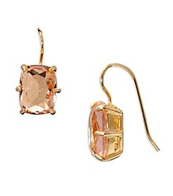 Lauren Ralph Lauren® Mad About Hue Topaz Small Drop Pierced Earrings