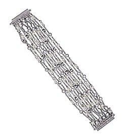 Lauren Ralph Lauren® Social Set Multi-Row Bracelet