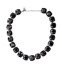 Lauren Ralph Lauren® Hide and Chic Black All Around Collar Necklace