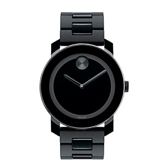Movado Bold Bold Black/Black Watch