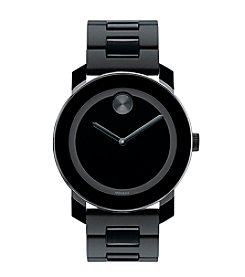 Movado Bold® Men's Bold Black Watch