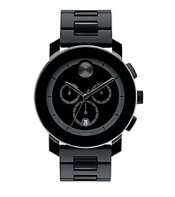 Movado Bold® Men's Bold Chronograph Black Watch