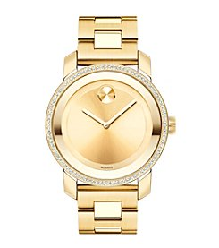 Movado Bold® Women's Bold 0.378 Ct. T.W. Diamond Watch