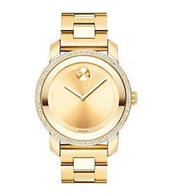 Movado Bold® Women's Bold 0.378 Ct. T.W. Diamond Watch