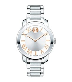 Movado Bold® Women's Bold Silver Dial Watch