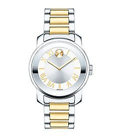 Movado Bold® Women's Bold Two Tone Quartz Dial Watch