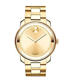Movado Bold® Men's Bold Goldtone Watch