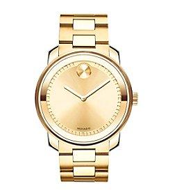 Movado Bold® Men's Bold Goldtone Watch