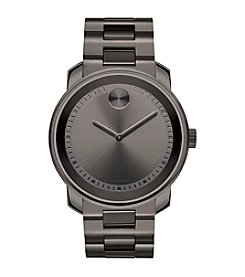 Movado Bold® Men's Bold Gunmetal Grey Watch