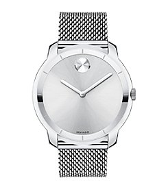 Movado Bold® Men's Bold Mesh Bracelet Watch