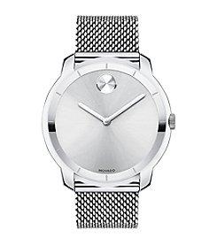 Movado Bold® Men's Bold Mesh Bracelet Watch
