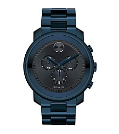 Movado Bold® Men's Bold Blue Chronograph Watch