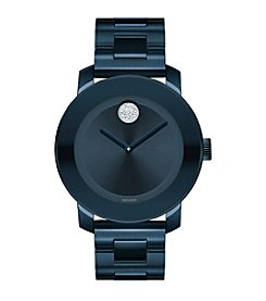 Movado Bold® Women's Crystal Blue Watch