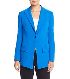 Anne Klein® One Button Blazer