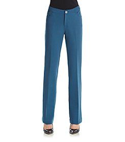 Anne Klein® Bootleg Trouser Pants