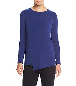 Ivanka Trump® Jersey Knit Top