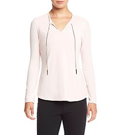 Ivanka Trump® Jersey Top