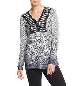 Oneworld® Printed Bib Front Top