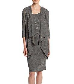 R&M Richards® Cascade Jacket Dress