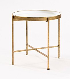 InnerSpace® Large Gild Pop-Up Tray Table