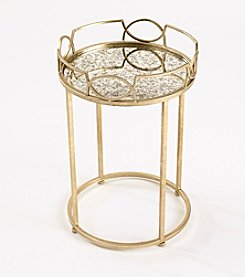InnerSpace® Lattice Edge Side Table