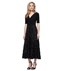 Alex Evenings® T-length Party Dress