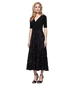 Alex Evenings® T-length Party Dress