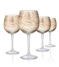 Artland® Misty Set of 4 Goblets