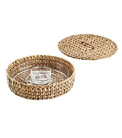 Artland® Garden Terrace Chip n' Dip Serving Basket