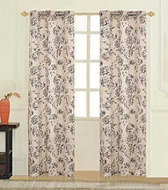 United Curtain Co. Fiona Window Curtain