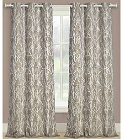United Curtain Co. Taylor Grommet Window Curtain