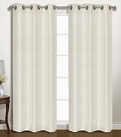 United Curtain Co. Vintage Blackout Window Curtain