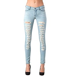 Standards & Practices Parker Blown Out Skinny Jeans