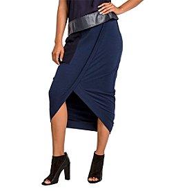 Standards & Practices Phoebe Cross Over Skirt