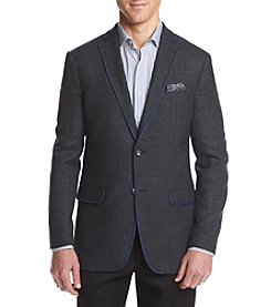 Tallia Orange Men's Charcoal Sport Coat