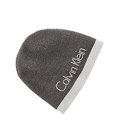 Calvin Klein Reversible Logo Beanie