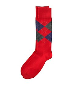 Kenneth Roberts® Men's Argyle Dress Socks