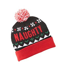 Wembley® Naughty or Nice Hat