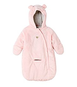 Carter's® Baby Girls' Heart Applique Snowbag