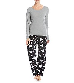 Relativity Long Sleeve Pajama Set