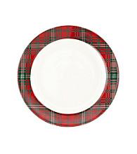 LivingQuarters Rustic Lodge Dinner Plate