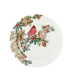 LivingQuarters Rustic Lodge Collection Salad Plate