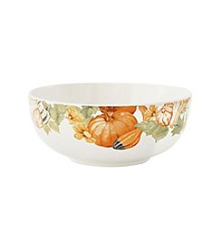 LivingQuarters Harvest Vegetable Bowl