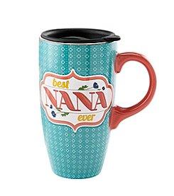 LivingQuarters Best Nana Latte Mug