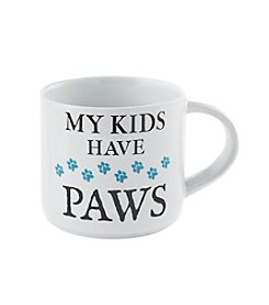 John Bartlett Pet My Kids Have Paws Mug