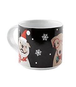 John Bartlett Pet Christmas Pups Mugs