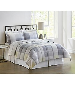 LivingQuarters Mason Microfiber Down Alternative Comforter